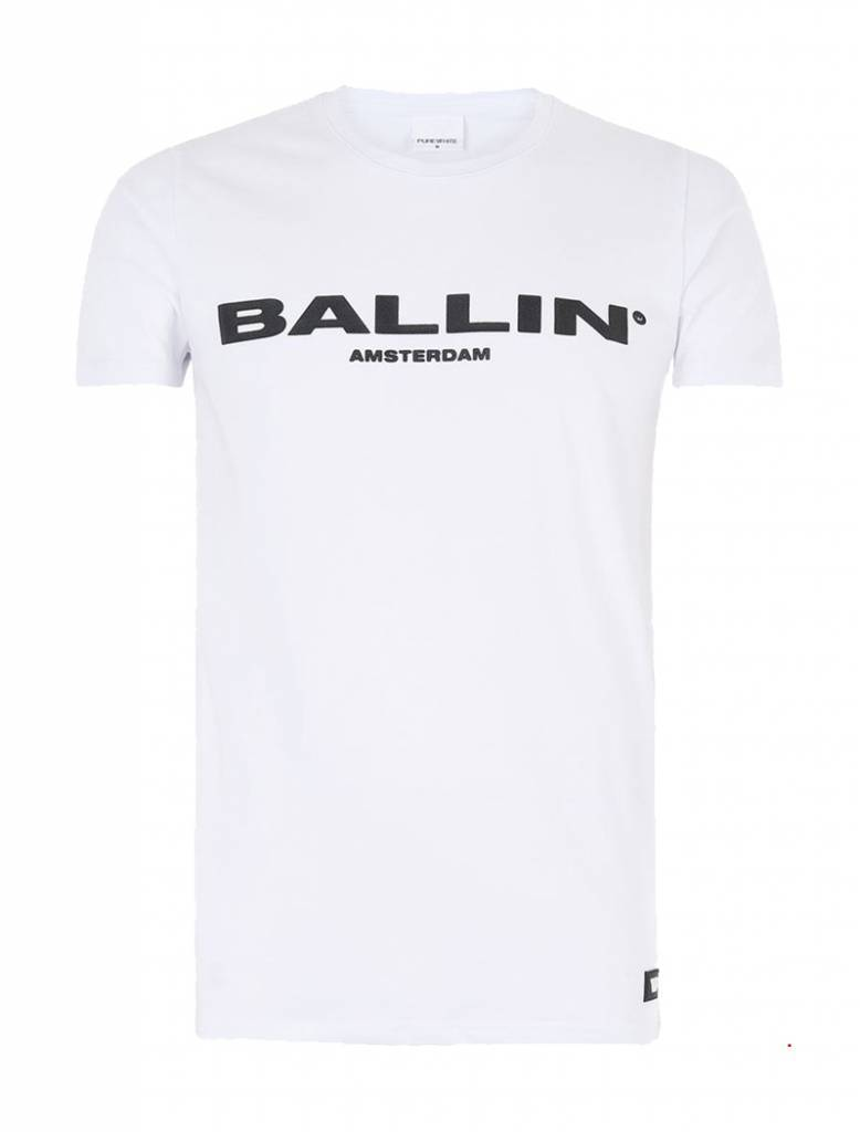 BALLIN Amsterdam Original T-Shirt Weiß