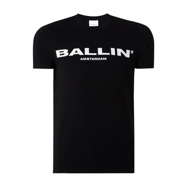 BALLIN Amsterdam Original T-Shirt Schwarz