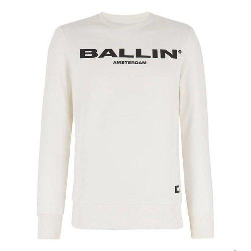 BALLIN Amsterdam Original Sweater Off White