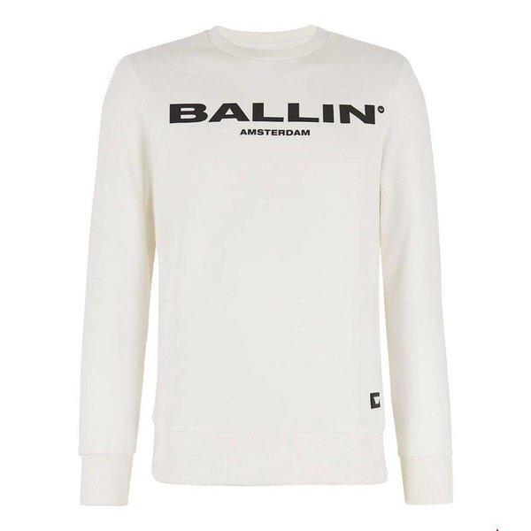 BALLIN Amsterdam Original Sweater Gebroken Wit