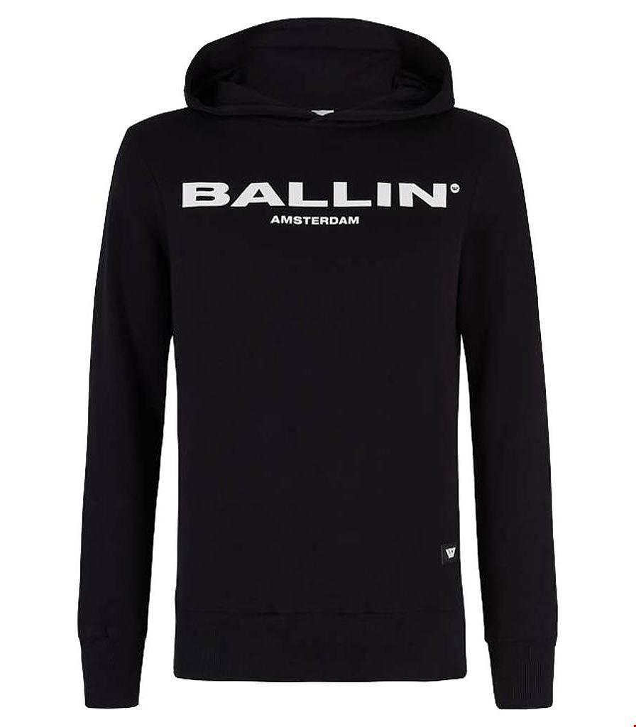 BALLIN Amsterdam Hoodie Black #17040302