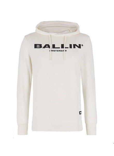 BALLIN Amsterdam Original Hoodie Off-Weiß