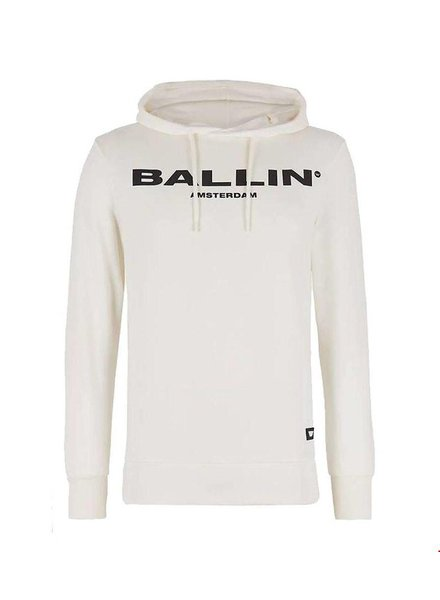 BALLIN Amsterdam Original Hoodie Off-white