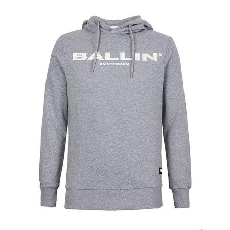 BALLIN Amsterdam Hoodie Grau