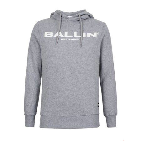 BALLIN Amsterdam Original Hoodie Grijs