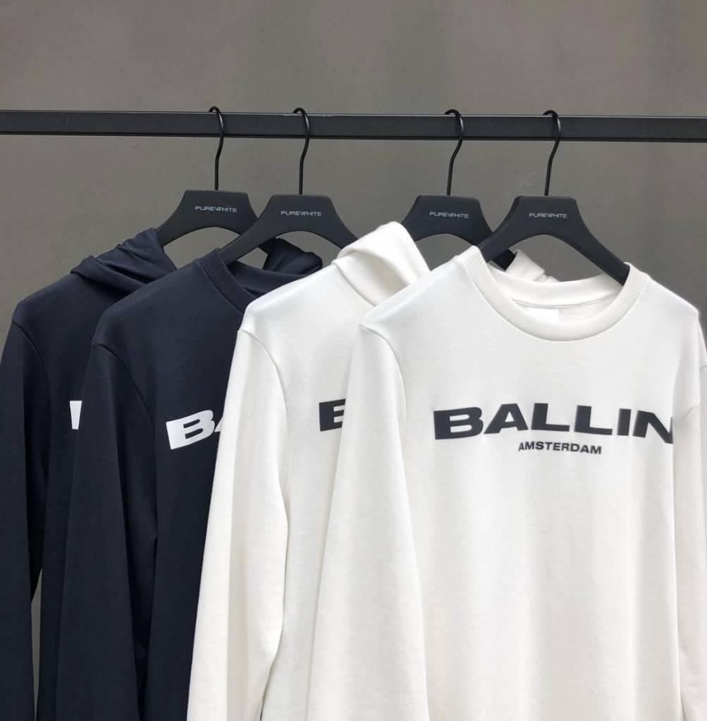 BALLIN Amsterdam Original Pullover Weiß
