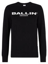 BALLIN Amsterdam Original Sweater Black