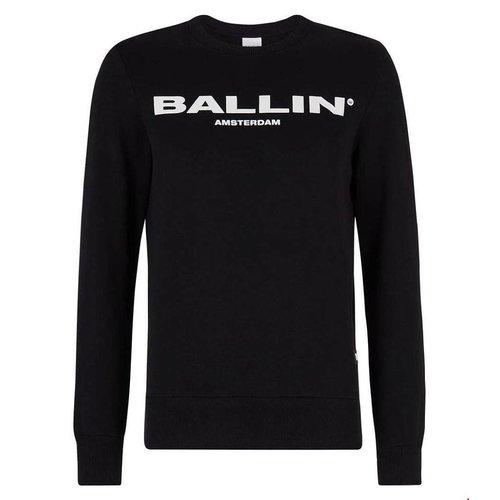 BALLIN Amsterdam Original Pullover Schwarz