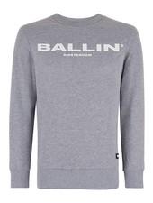 BALLIN Amsterdam Original Pullover Grau