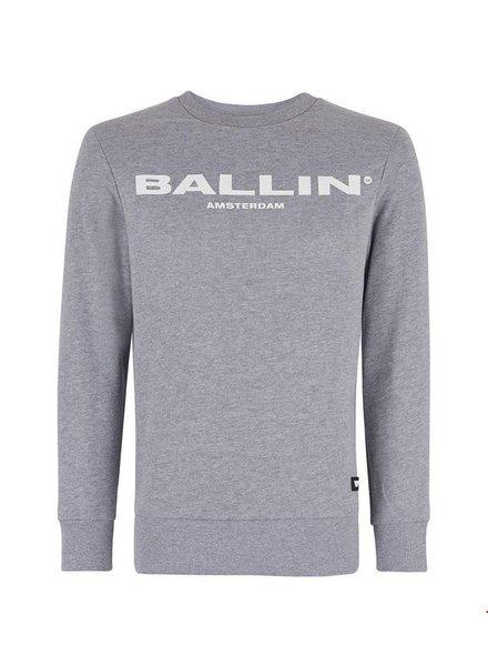 BALLIN Amsterdam Original Sweater Gray