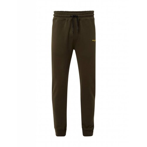 BALLIN Amsterdam Joggers Army green / yellow