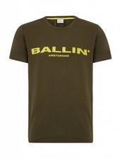 BALLIN Amsterdam T-shirt Light blue - Copy - Copy