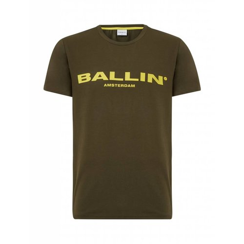 BALLIN Amsterdam T-shirt Light blue - Copy - Copy
