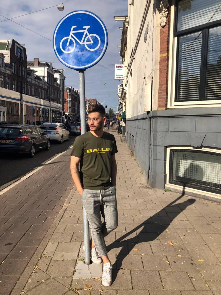 BALLIN Amsterdam T-Shirt Hellblau 18029119 039 - Copy - Copy