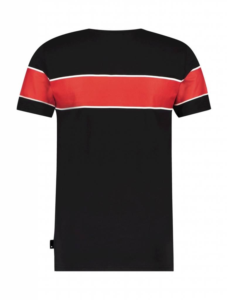 BALLIN Amsterdam T-Shirt Schwarz / Camo - Copy - Copy - Copy - Copy