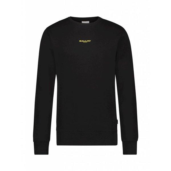 BALLIN Amsterdam Sweater Zwart / Geel