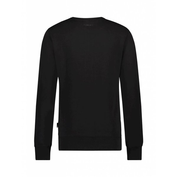 BALLIN Amsterdam Sweater Black / Yellow
