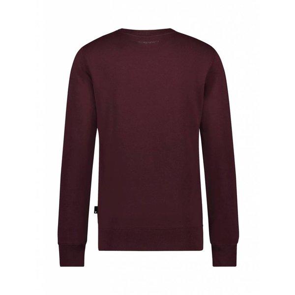 BALLIN Amsterdam Sweater Bordeaux