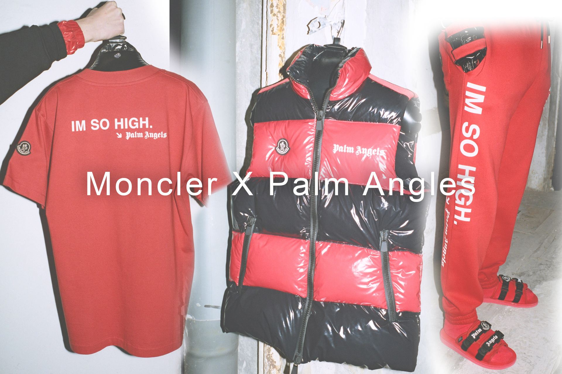 Moncler x Palm Angels