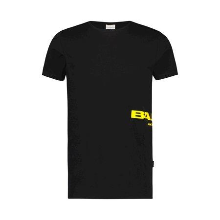 Ballin Amsterdam T-shirt Zwart / Geel  SS19
