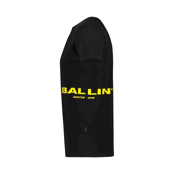 Ballin Amsterdam T-shirt 82 Black / Yellow - Copy - Copy - Copy - Copy - Copy - Copy - Copy - Copy - Copy