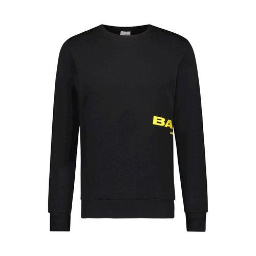 Ballin Amsterdam Sweater Zwart SS19