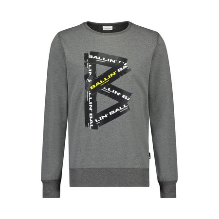 Ballin Amsterdam Sweater Black SS19 - Copy