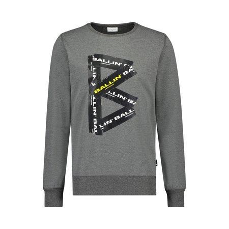 Ballin Amsterdam Sweater Schwarz SS19 - Copy