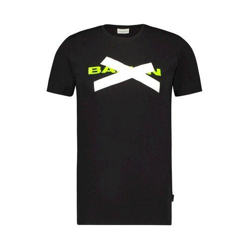 Ballin Amsterdam T-shirt Zwart SS19