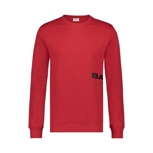 Ballin Amsterdam Sweater Red SS19
