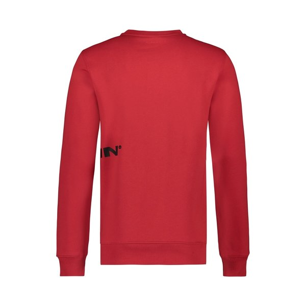 Ballin Amsterdam Sweater Rood SS19