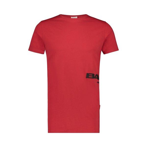 Ballin Amsterdam T-shirt Rood SS19