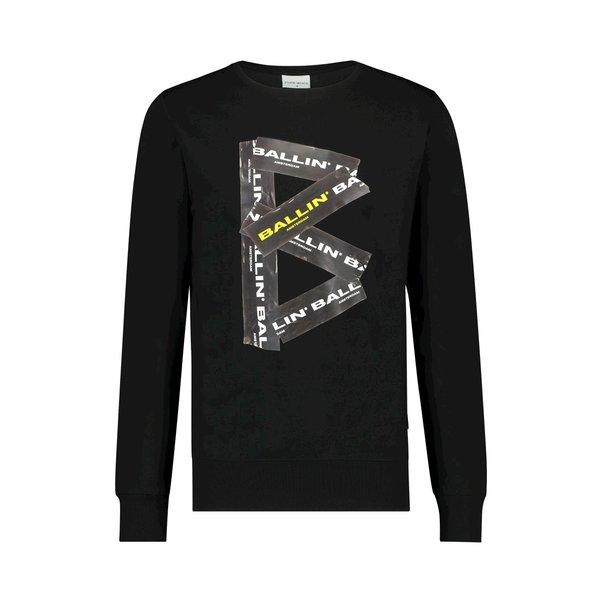 Ballin Amsterdam Sweater Black SS19 - Copy - Copy