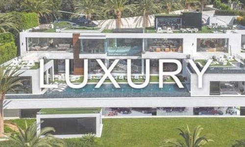 De meest luxueuze huizen