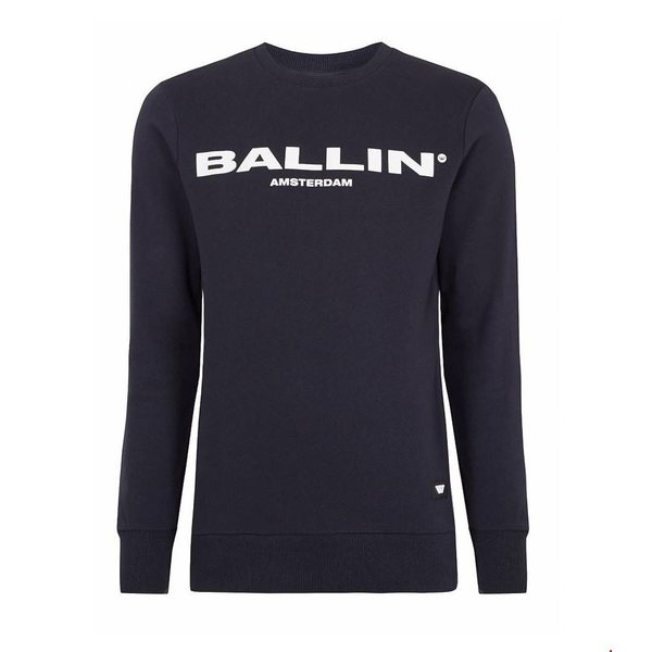 BALLIN Amsterdam Original Sweater Navy