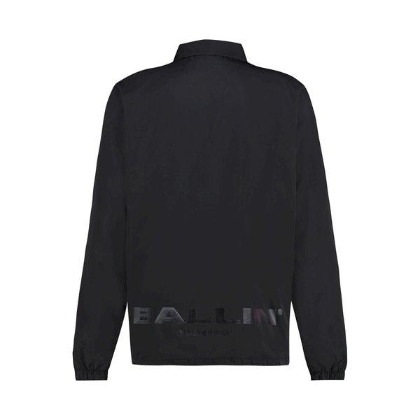 Ballin Amsterdam  Anorak Jacket Black - Copy