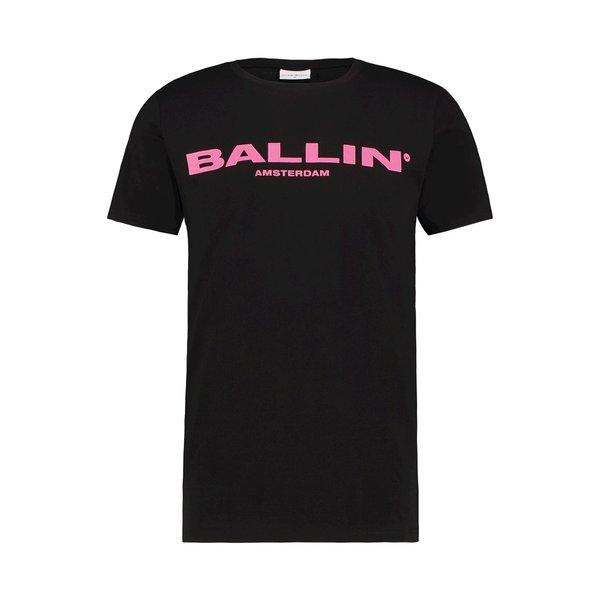 BALLIN Amsterdam T-Shirt Weiß / Hellblau - Copy