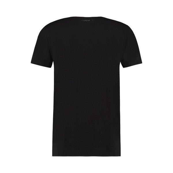 BALLIN Amsterdam T-shirt Zwart / Roze