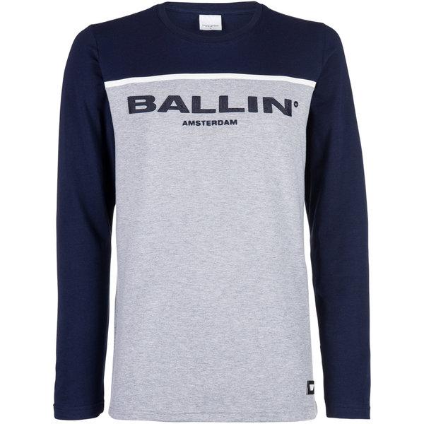 Ballin Amsterdam Turtle Neck Sweater Gray SS19 - Copy - Copy