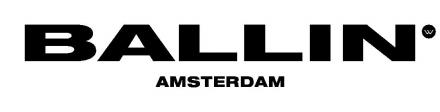 Officiële BALLIN Amsterdam webshop