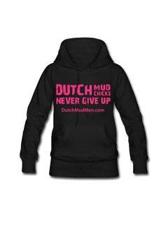 Dutch Mud Men Dutch Mud Chicks Pullover Schwarz