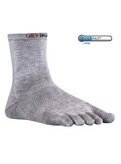 Injinji Injinji Liner Coolmax Liner Grau-Socken