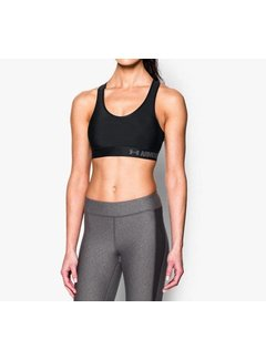 Under Armour Under Armor Women's Sports Arm Armor Mid Black