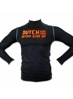 Dutch Mud Men Dutch Mud Men Mock Under Armour Compressie