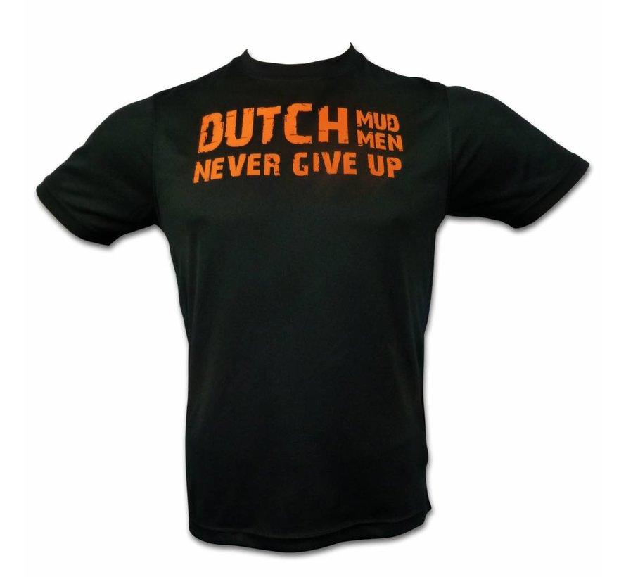 Dutch Mud Men Oath-Sport-Shirt