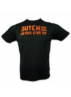 Dutch Mud Men DMM Sportshirt Schwarz