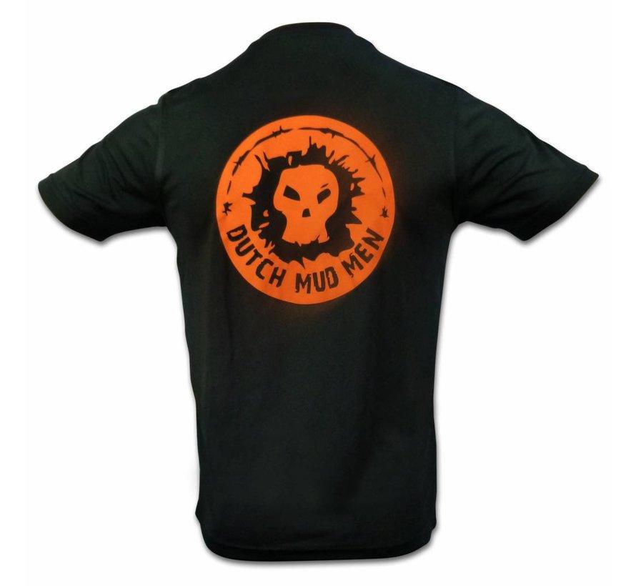 DMM Sportshirt Black