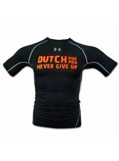 Dutch Mud Men Dutch Schlammmänner Teamshirt Schwarz
