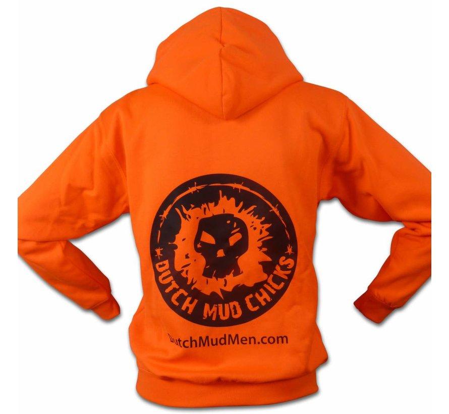 Dutch Mud Chicks Sweater Orange (Limited Edition