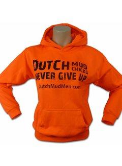 Dutch Mud Men Dutch Mud Chicks Pullover Orange (Limited Edition